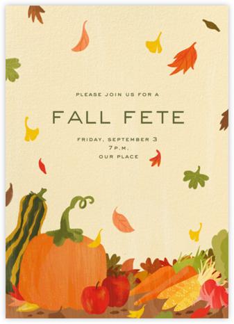 Sky Fall - Paperless Post