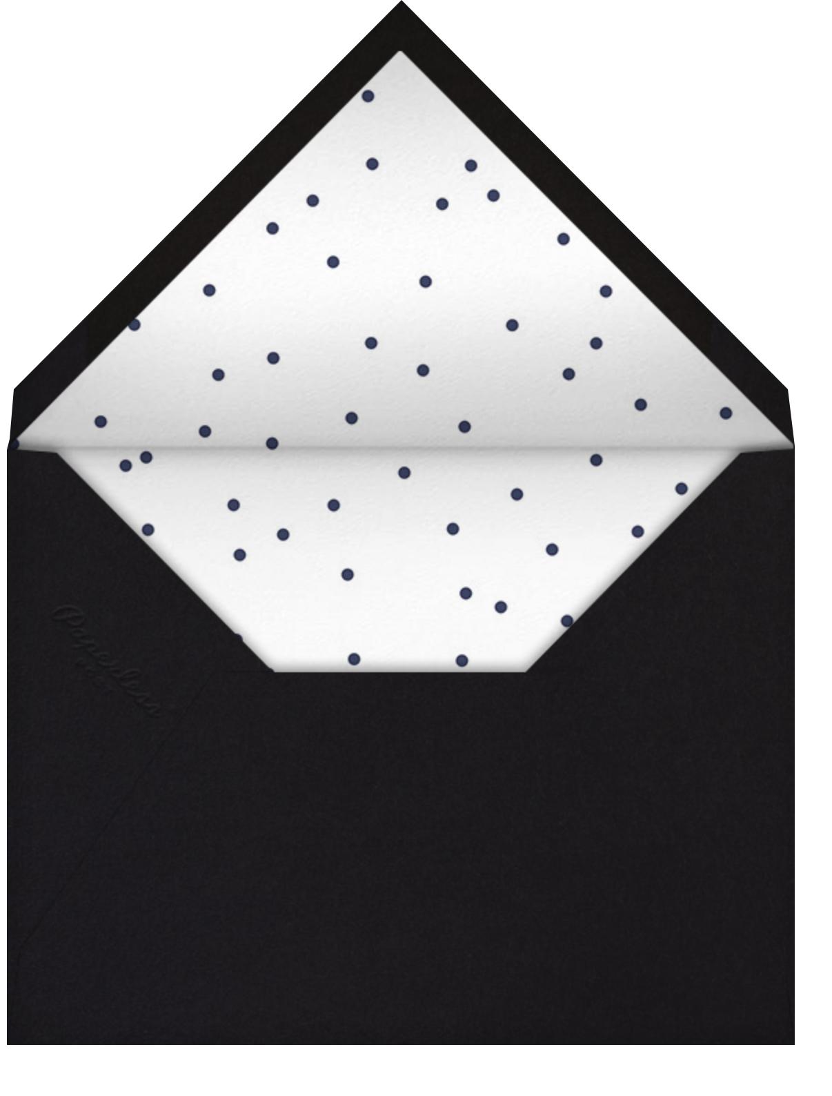 Haunted Hang - White - Little Cube - Envelope