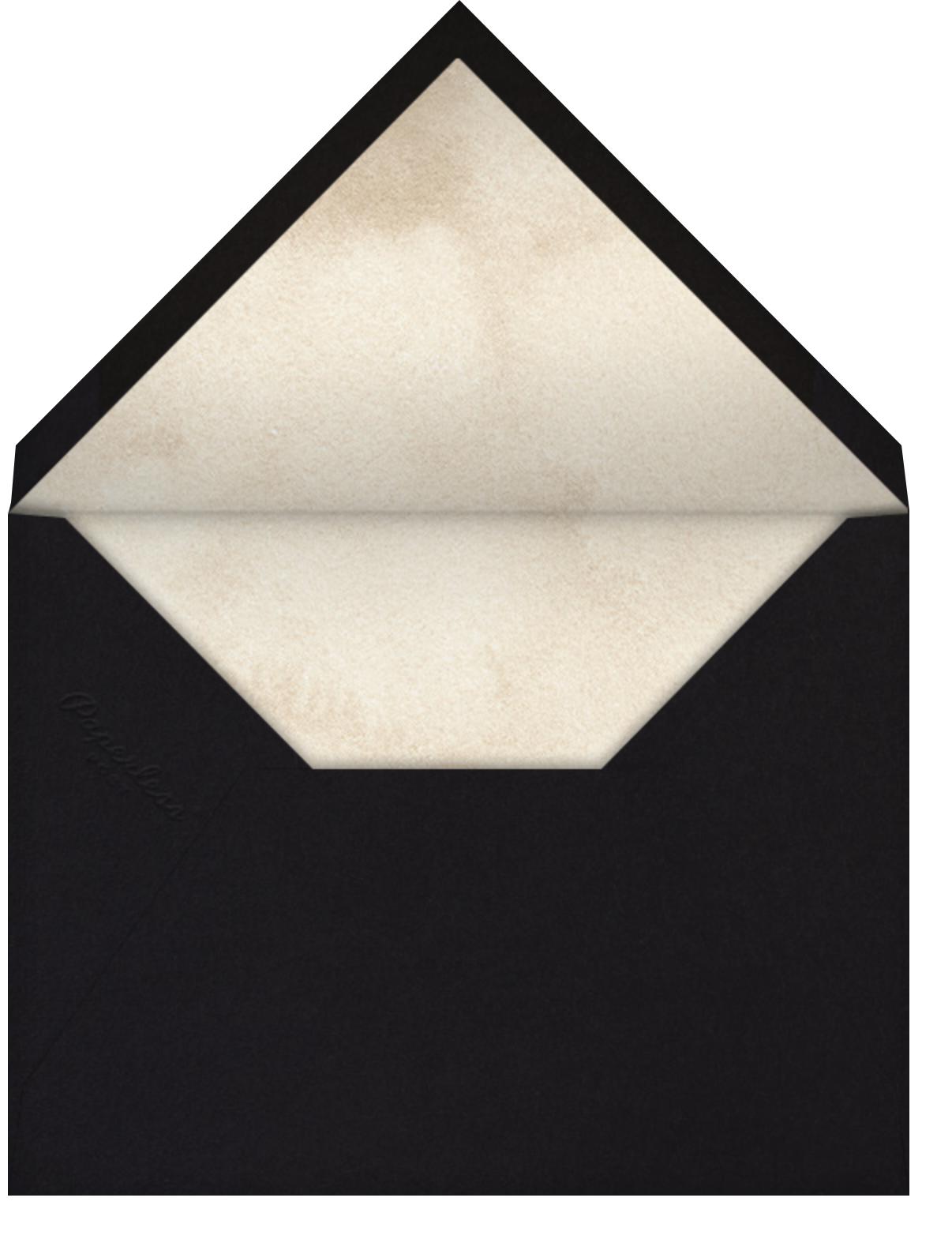 Parade Route - Little Cube - Envelope
