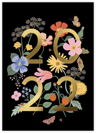 Strawberry Fields New Year - Rifle Paper Co.