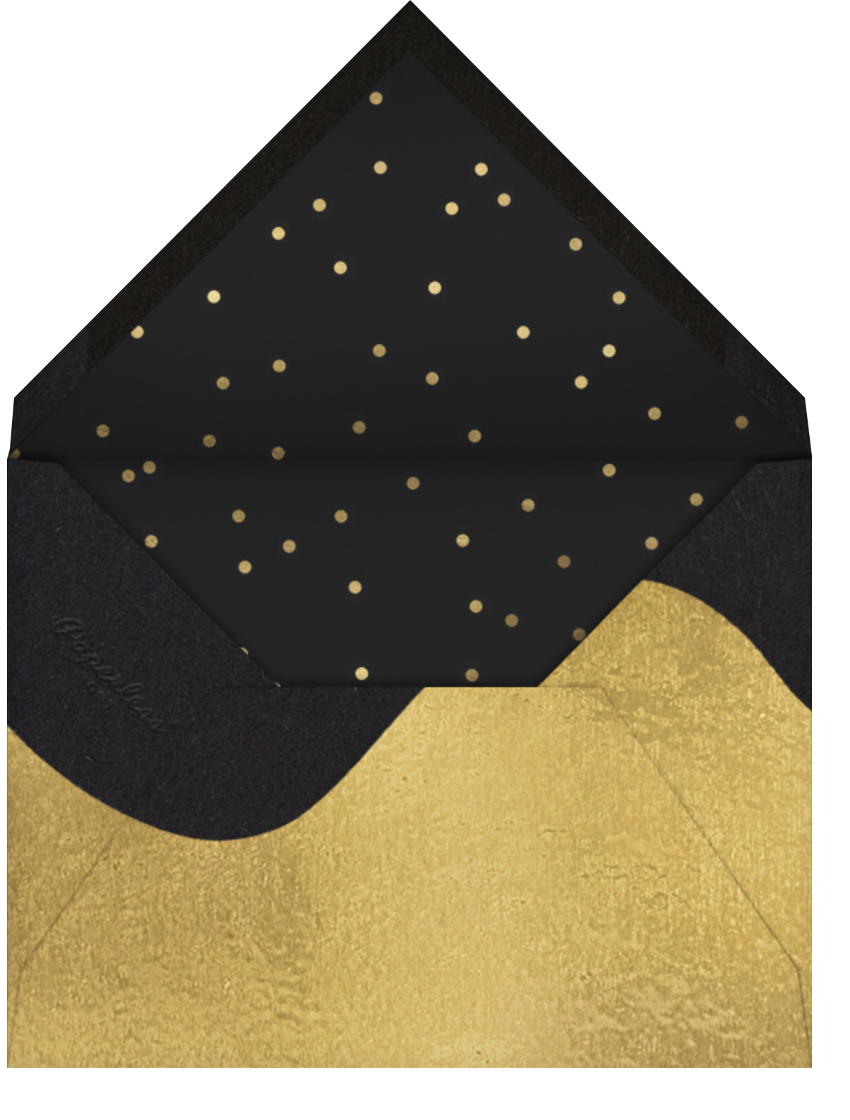 Strawberry Fields New Year - Rifle Paper Co. - Envelope