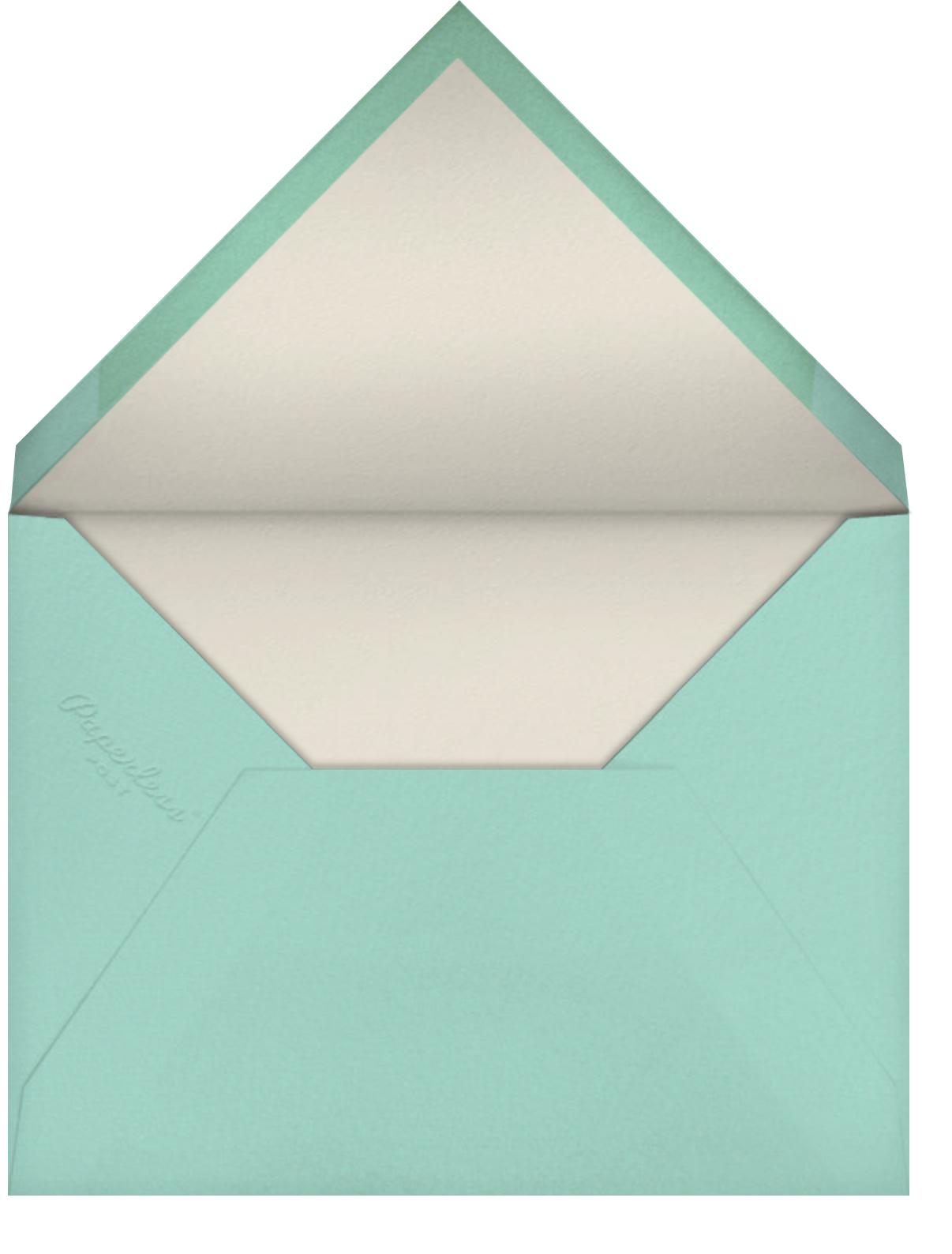 Parasol Parade - Meri Meri - Envelope