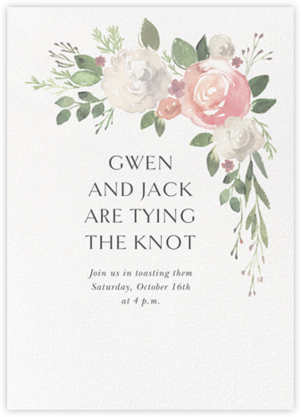 Sweetest Flowers - Paperless Post