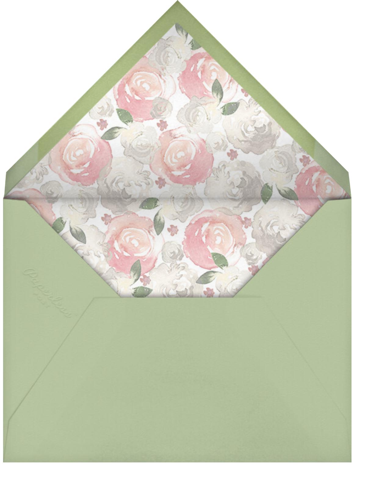 Sweetest Flowers - Paperless Post - Envelope