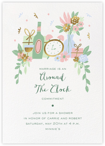 Wedding Time - Paperless Post
