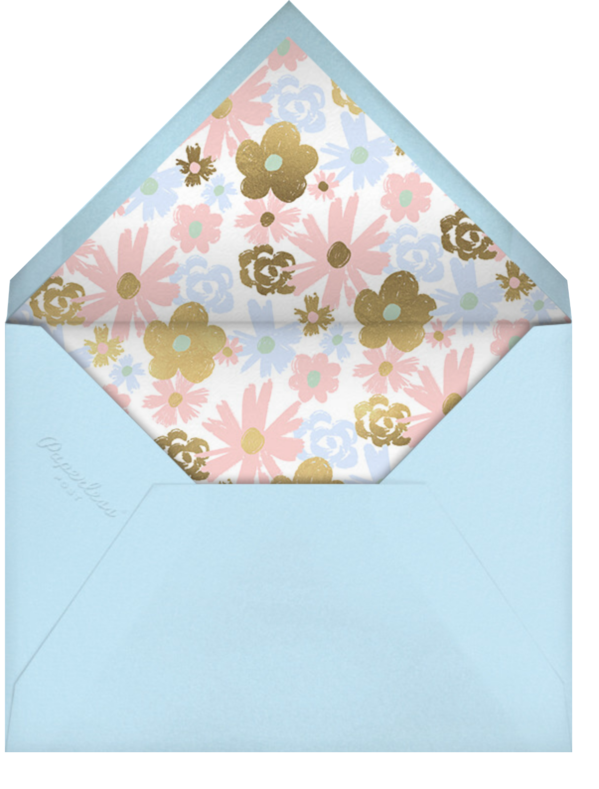 Wedding Time - Paperless Post - Envelope
