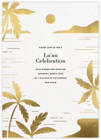 Moon Lagoon - Paperless Post