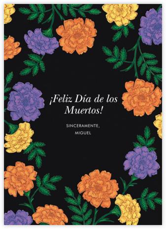 Flor de Muerto - Rifle Paper Co.