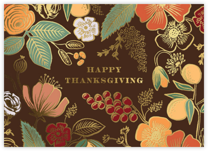 Thanksgiving Colette - Rifle Paper Co.