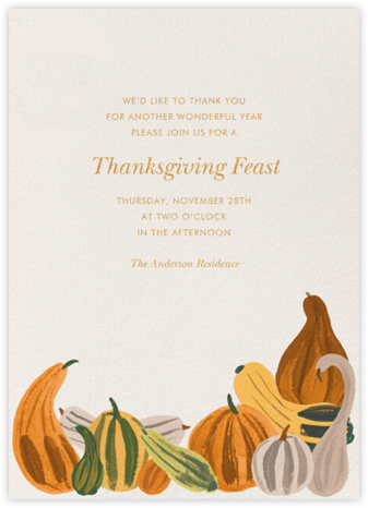 Thankful Harvest - Rifle Paper Co.