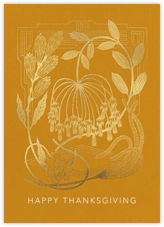 Golden Garden (Marsha Robinson) - Red Cap Cards