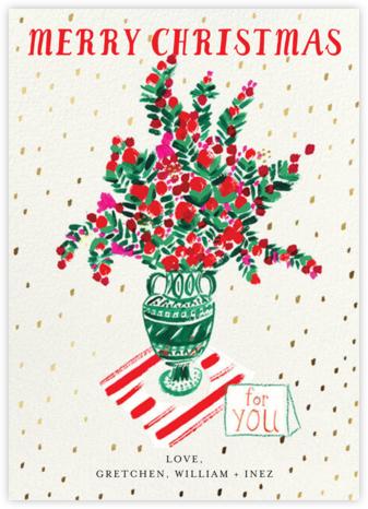 Merry Arrangement - Mr. Boddington's Studio