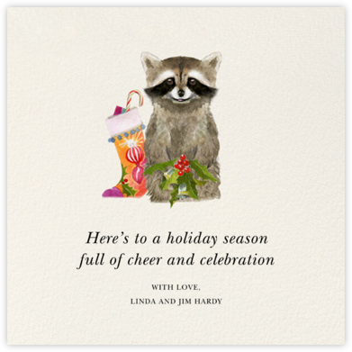 Merry Raccoon - Felix Doolittle