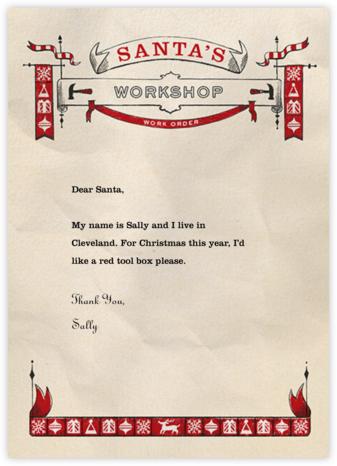 Elf Help - Paperless Post