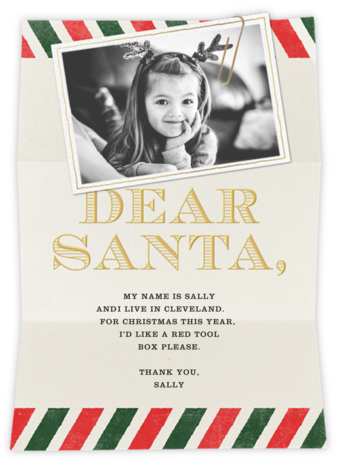 Christmas File - Paperless Post