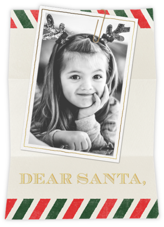 Christmas File - Double Sided - Paperless Post