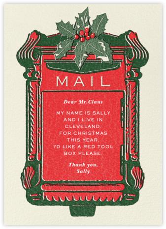 Magic Mailbox - Paperless Post