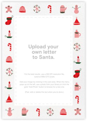 Christmas Souvenirs Photo - Paperless Post