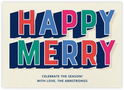 Keep It Happy - Cream - Cheree Berry Paper & Design