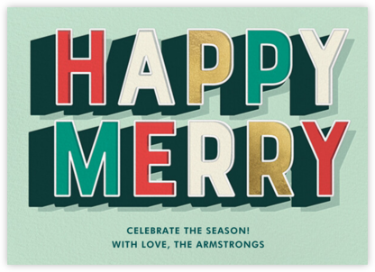 Keep It Happy - Mint - Cheree Berry Paper & Design