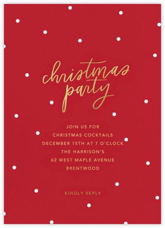 Dotty Christmas - Sugar Paper