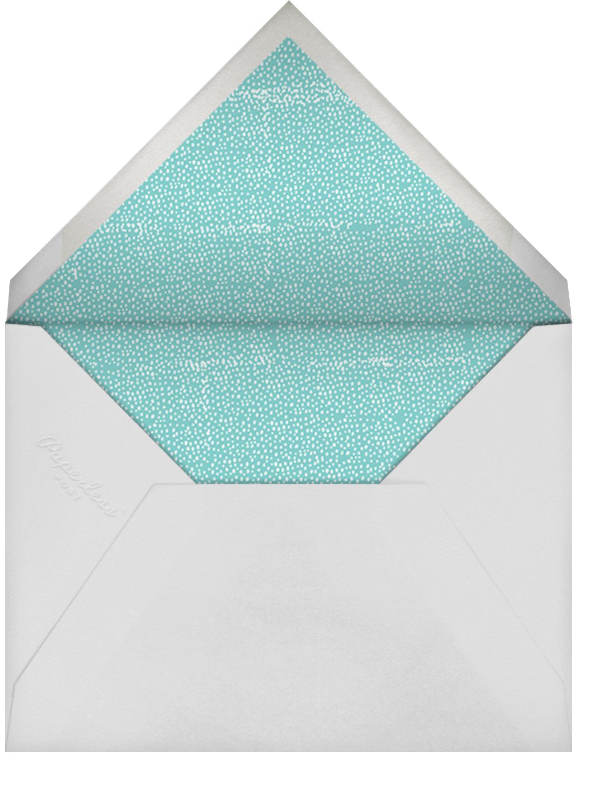Hit the Lanes - Bermuda - Mr. Boddington's Studio - Adult birthday - envelope back