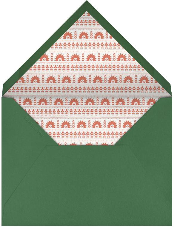 A Very Happy Unbirthday - Coral - Mr. Boddington's Studio - Kids' birthday - envelope back