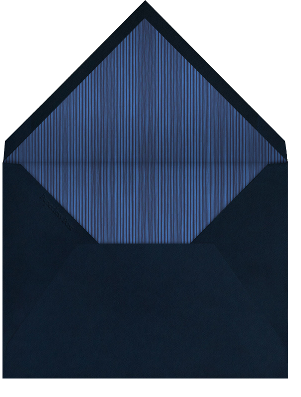 Cream Square Rounded - Paperless Post - Bar and bat mitzvah - envelope back
