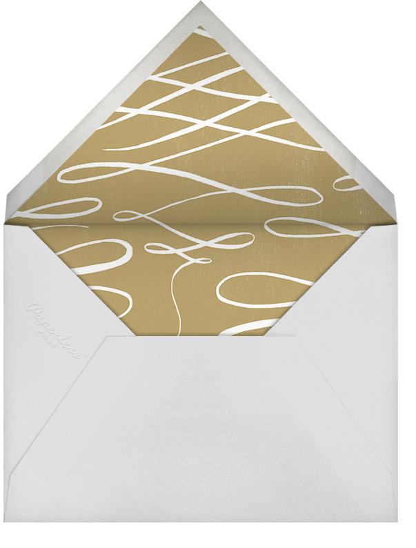 Travel - Cream and Sepia Telegram - Paperless Post - Envelope