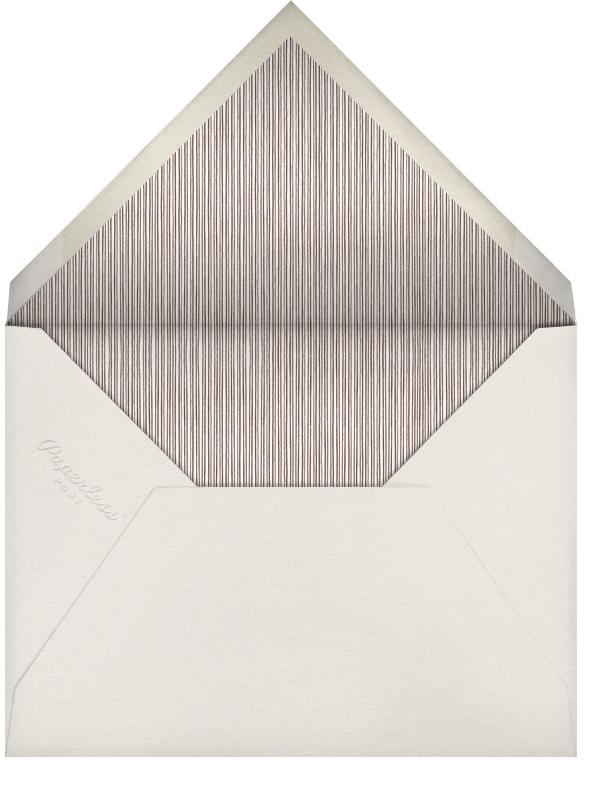 Dachshund Thanks - Paperless Post - General - envelope back