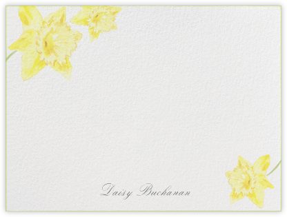 Daffodils (Triple Flower) - Paperless Post -