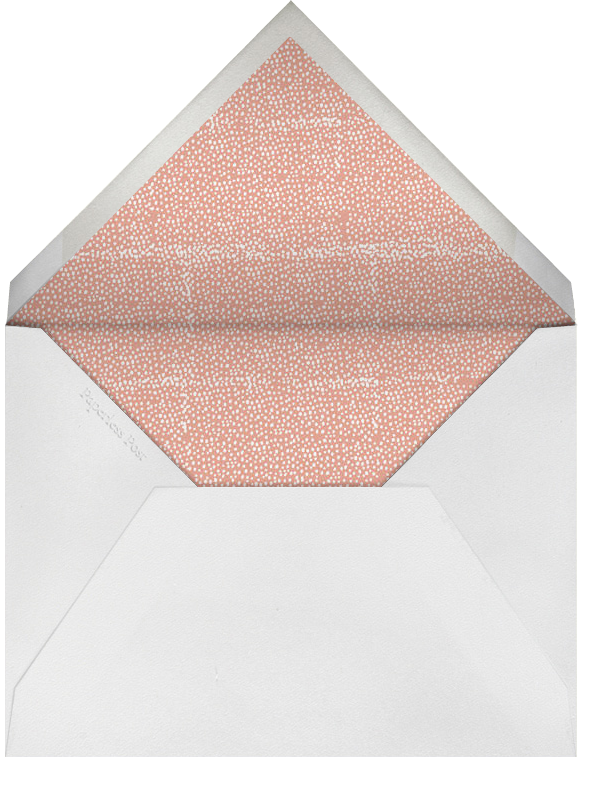 The Raleigh - Guava - Mr. Boddington's Studio - Anniversary cards - envelope back