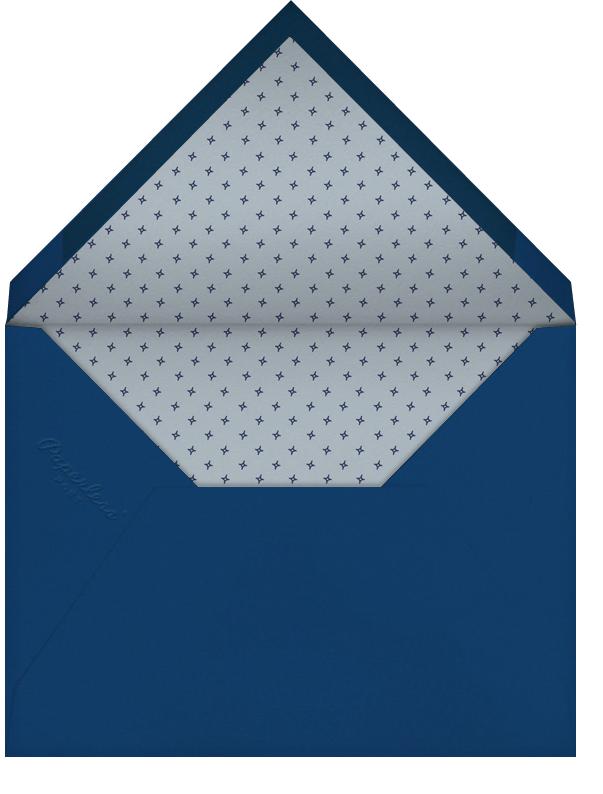 Andromeda - Dark Blue - Paperless Post - Bar and bat mitzvah - envelope back