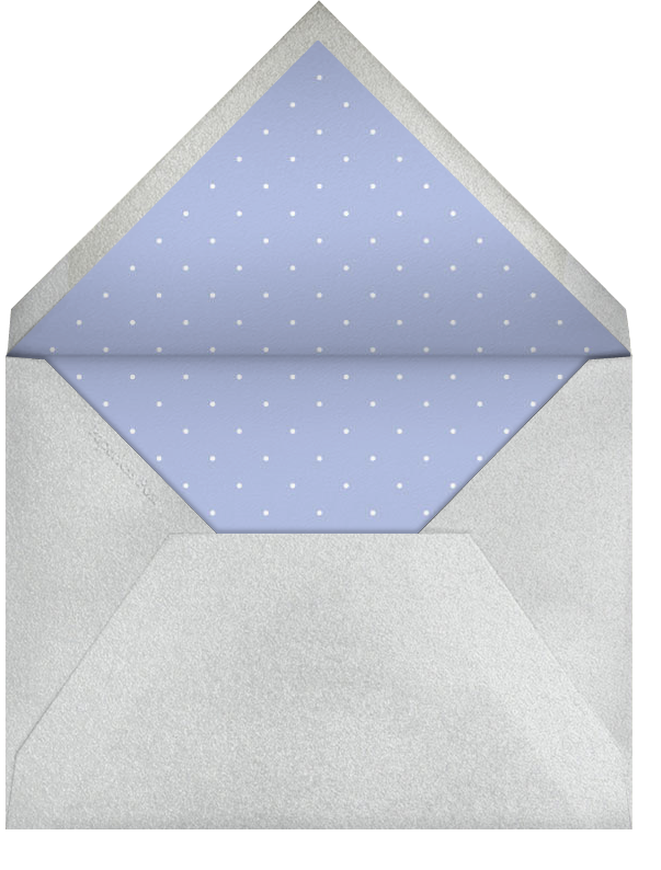 Tiaras - Paperless Post - Kids' birthday - envelope back