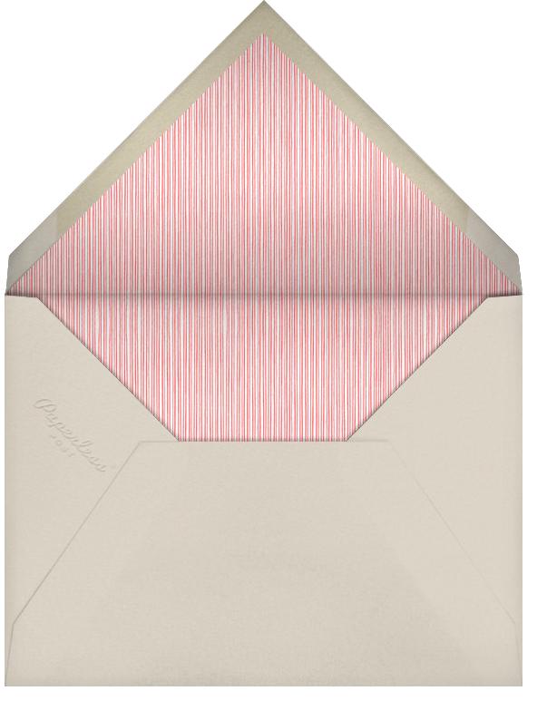 Photo Spread - Santa Fe - Paperless Post - Envelope