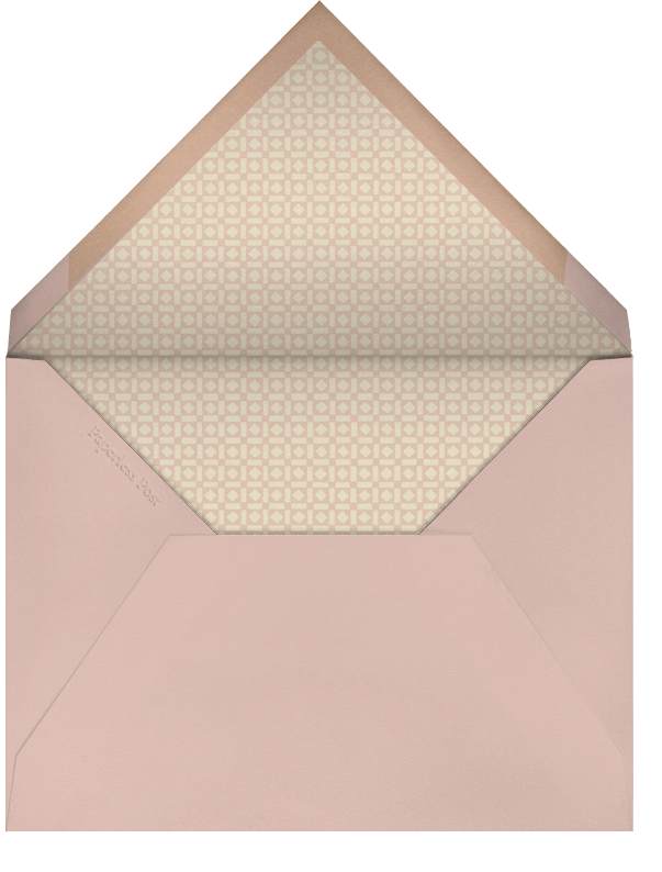 Full-Page Photo (Double-Sided) - Valrhona - Paperless Post - Envelope