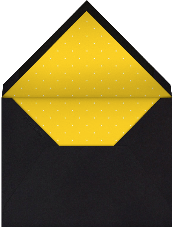 Cadogan Yellow Vertical - Paperless Post - General entertaining - envelope back