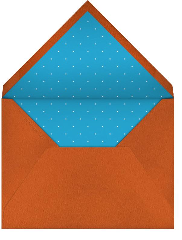 Cadogan (Cream with Pumpkin) - Paperless Post - General entertaining - envelope back