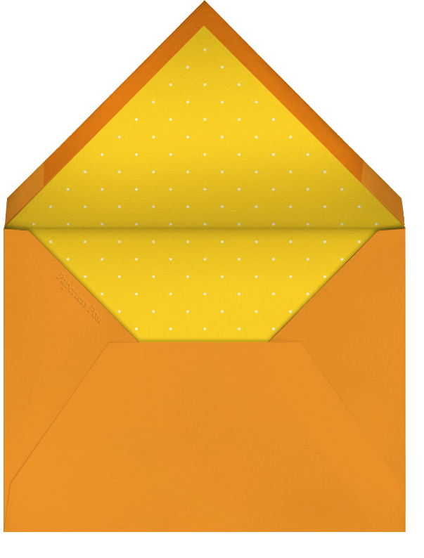 Florianopolis - Orange - Paperless Post - General entertaining - envelope back