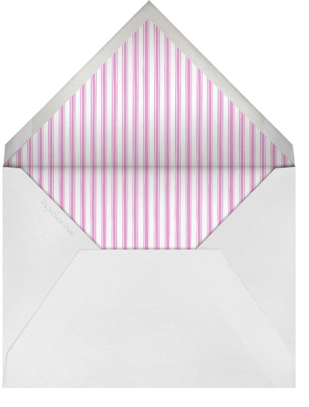Vegas Welcome - Chartreuse - Paperless Post - Destination - envelope back