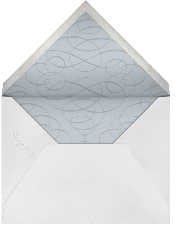 Photo Filigree - Paperless Post - Envelope