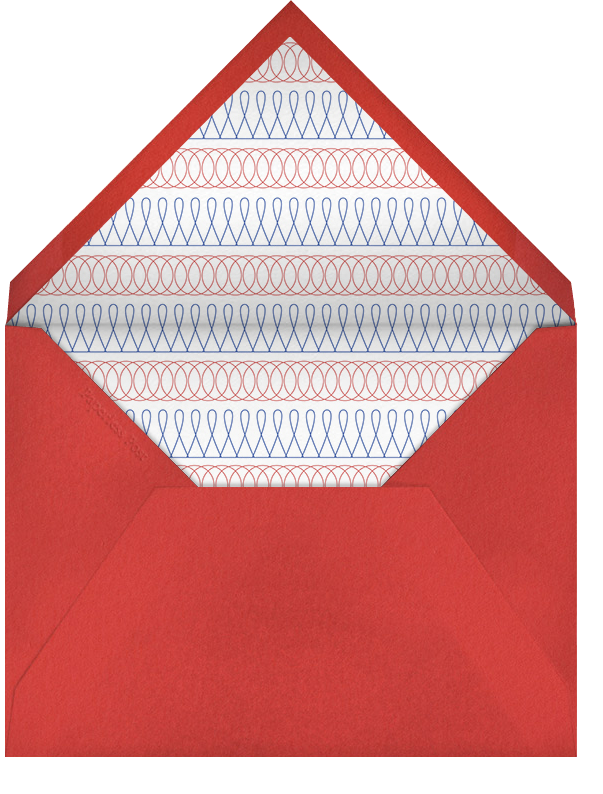 A Very Important Date - Paperless Post - Envelope