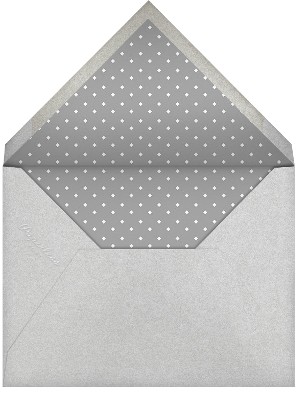 Golden Ticket (Ivory) - Paperless Post - New Year's Eve - envelope back