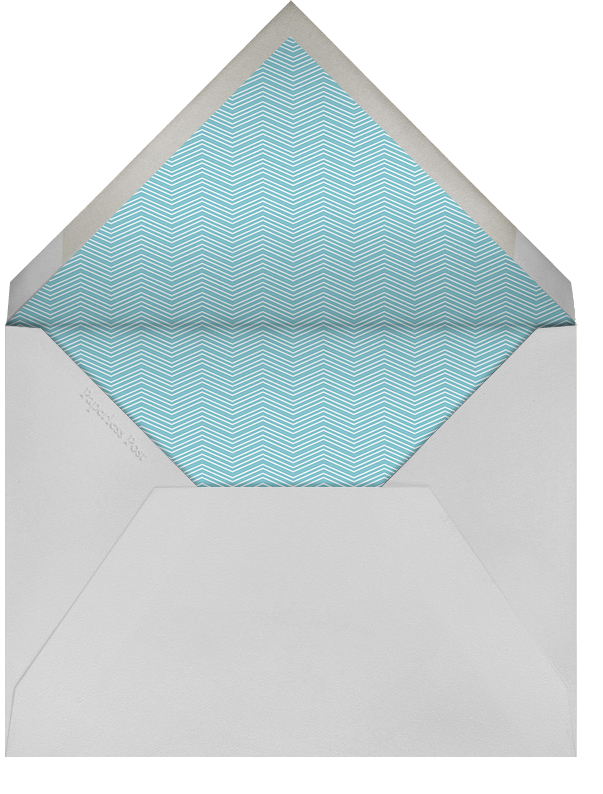 Filigree Vine - Tangelo - Paperless Post - Envelope