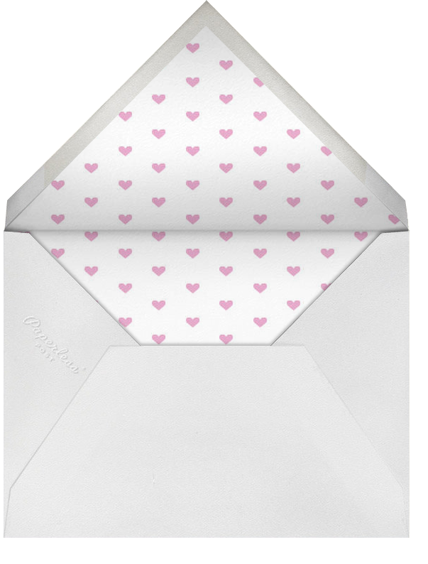 Full Bleed Heart (Pink) - Paperless Post - Wedding party requests - envelope back