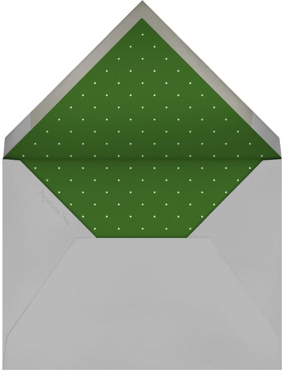 Gymnastic Rings - Universe - Paperless Post - Sports - envelope back