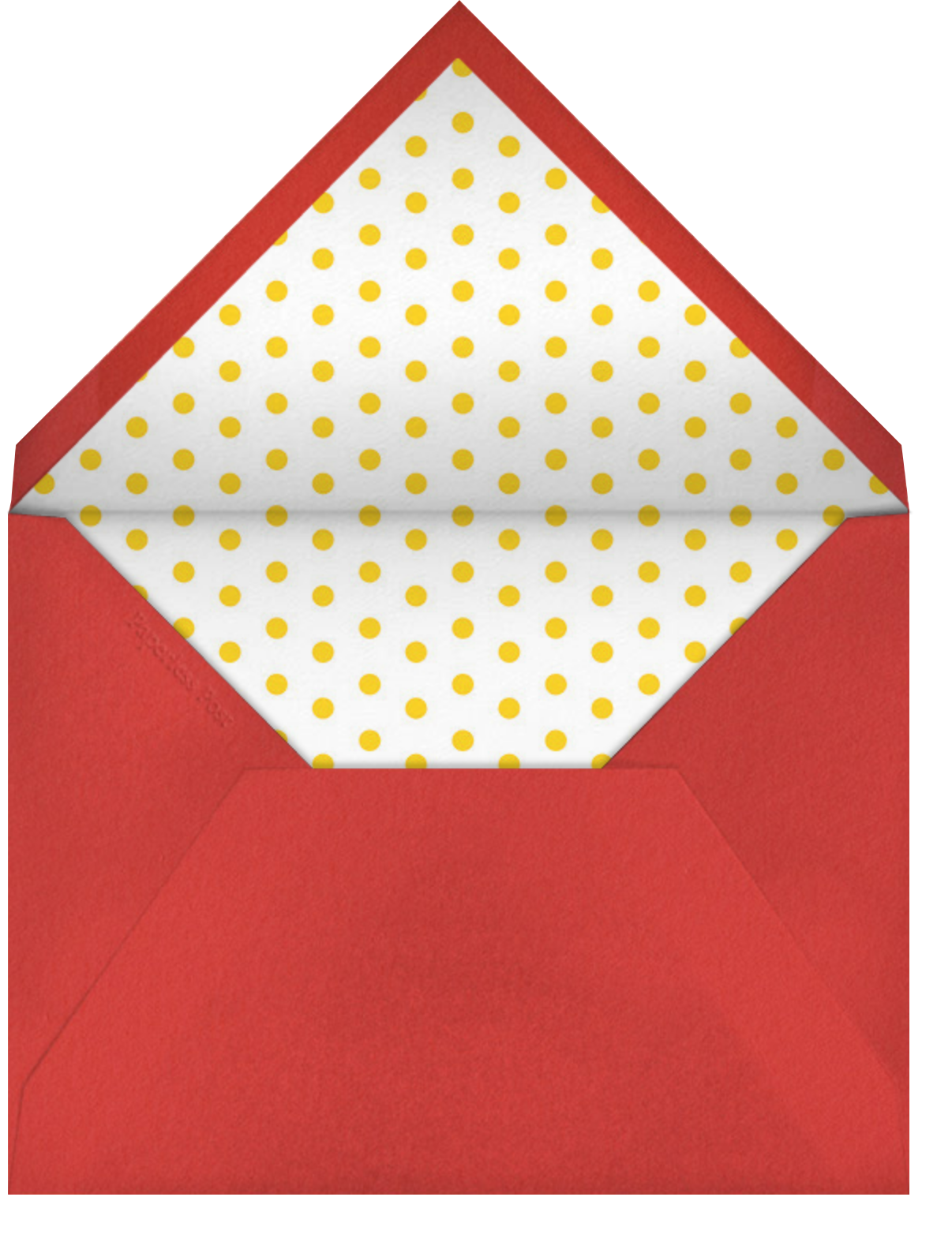 To Name a Few - Paperless Post - Envelope