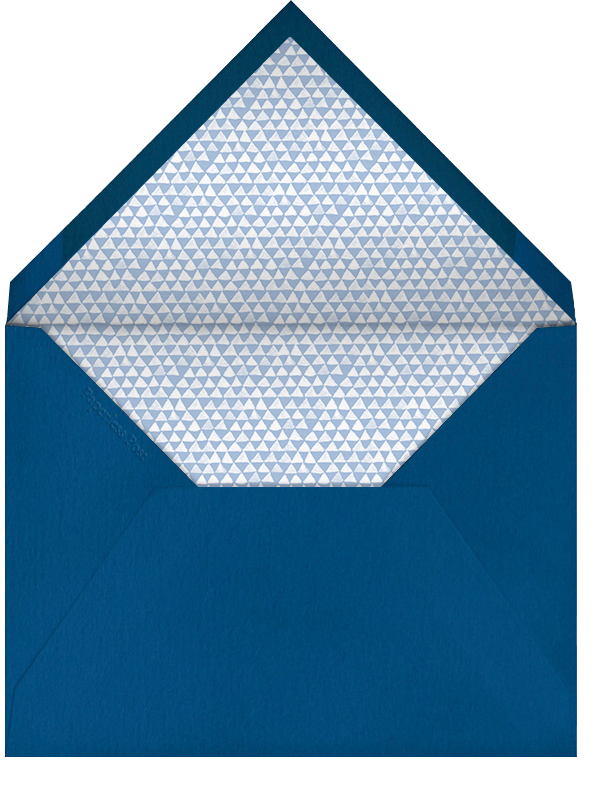 His and His - Paperless Post - Engagement party - envelope back
