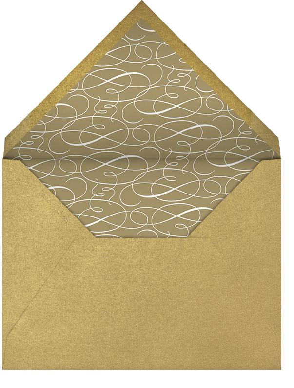 Wishing You A Happy Birthday - Paperless Post - Birthday - envelope back