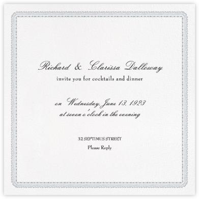 Dashwood - Paperless Post - General Entertaining Invitations